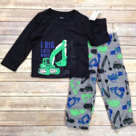f6958dcfb Carter's Pajamas | Carters Just One You Digger Pajama Set | Poshmark